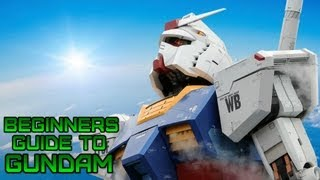 The Beginners Guide to Gundam Anime
