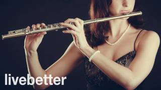 Música Clásica con Flauta Transversal y Piano Instrumental para Estudiar - Flauta Traversa