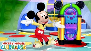 Pajama Party Music Video | Mickey Mouse Clubhouse | Disney Junior