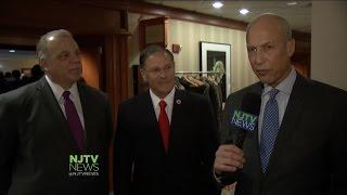 Sweeney, Bramnick Talk NJ Politics in DC