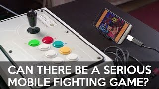 Analysis: Can There Be a Serious Mobile Fighting Game?