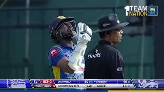 Niroshan Dickwella 95 vs England in 5th ODI at RPICS