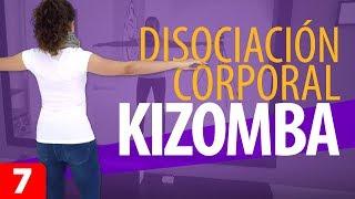 CÓMO DISOCIAR CADERA Y TORSO   Aprender a Bailar Kizomba – Kizomba para Principiantes #7