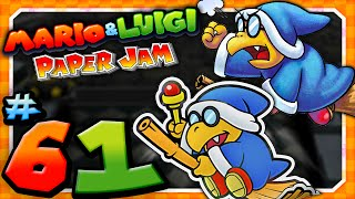 Mario and Luigi: Paper Jam - Part 61: Boss Medley! (2/2)