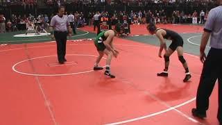 126 s, Cole Mattin, Delta vs Tommy Hoskins, Legacy Academy
