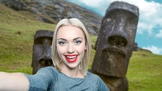 Easter Island in One Minute