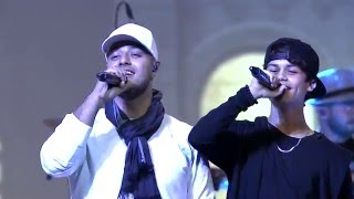 Maher Zain & Harris J - Number One For Me (Live at MAS-ICNA Convention)
