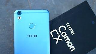 Tecno Camon CX - Full Review & Unboxing _ Urdu / Hindi