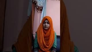 Huzoor S.A.W mri tw sari bahar by Laiba Aftab