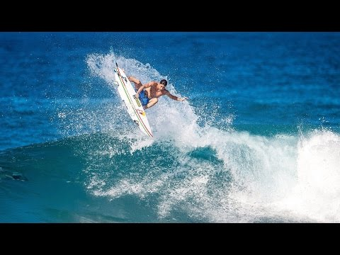 watch Italian Surfer Leo Fioravanti Graduates to the Big Leagues