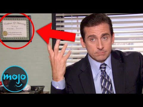 Xxx Mp4 Top 10 Small Details In The Office You Never Noticed 3gp Sex