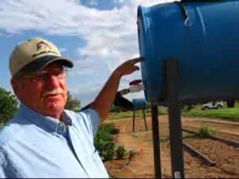 NMSU low pressure drip irrigation system