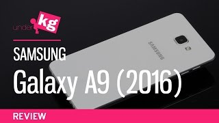 Samsung Galaxy A9 (2016) Review [4K]