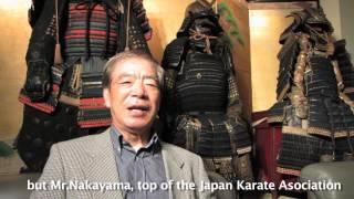 Worlds Karate Legend HIROKAZU KANAZAWA Shotokan Master 10th Dan (pt.1)