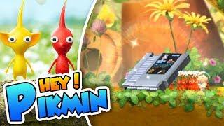 ¡UN CARTUCHO DE NES! - #02 - Hey! Pikmin en Español (3DS) DSimphony