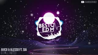 Avicii Feat. Sia - ID [All I Need]
