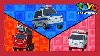 Tayo S4 ¡Nuevos miembros del centro de emergencia! l Tayo Especial Avance l Tayo el pequeño Autobús