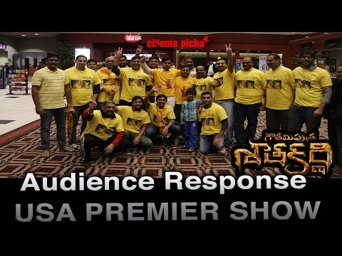 Gautamiputra Satakarni Premier USA Show Review