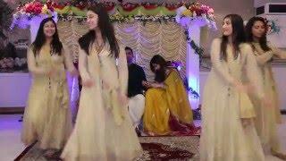 Wedding Dance: Bangaldeshi wedding dance in America, USA