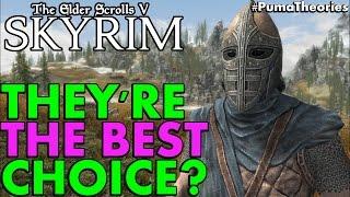 Skyrim Civil War: Why the Stormcloak ending is the best side to choose #PumaTheories