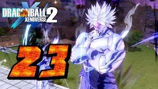 Dragon Ball Xenoverse 2 - Part 23 - Broly mischt sich ein!   Let's Play [Deutsch]