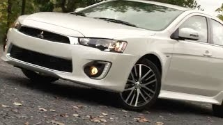 Mitsubishi Lancer 2017 Review