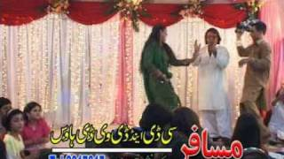 jahangir and asma lata stage show new 2010 song da wafa laas raka