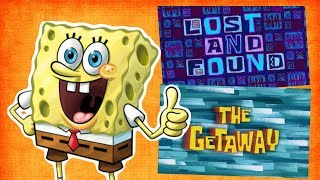 Spongebob: The Getaway/Lost and Found - Review