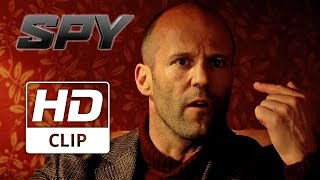 Spy | Official Clip