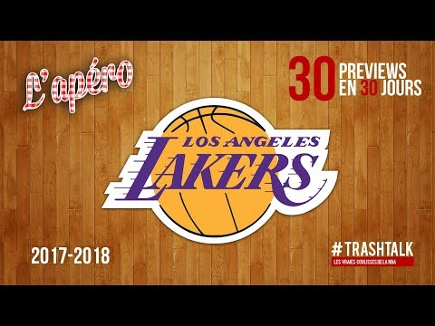 Preview 2017/18 : les Los Angeles Lakers