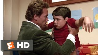 Kindergarten Cop (1990) - It's Not a Tumor! Scene (6/10) | Movieclips