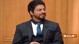 Shah Rukh Khan in Aap Ki Adalat (Full Interview)