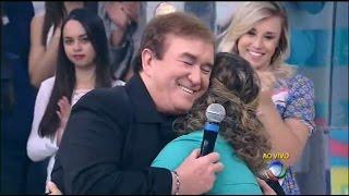 Amado Batista No Domingo Show Com Geraldo Luiz.