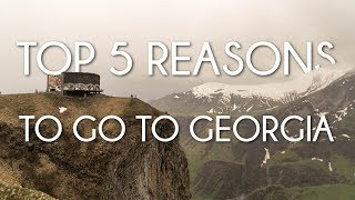 Top 5 reasons to go to Georgia - Tops by Tolt #5