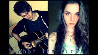 Life is Beautiful - Sixx:A.M. acoustic cover by What The Duck