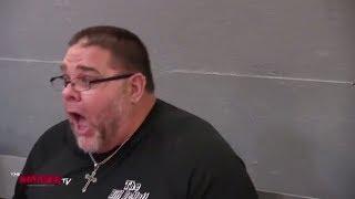 Bill Demott on Naked Stinkface Incident