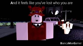 Tired - Alan Walker ft. Gavin James | Roblox Music Video | The Lost Vampire Memories Part 2