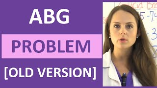 Partially Compensated vs Fully Compensated ABGs Interpretation NCLEX Review   Tic Tac Toe Method