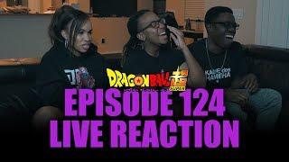 DYSPO SNAPPED!! Dragonball Super EP 124 LIVE Reaction!