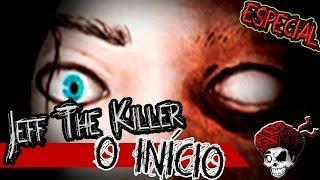 Jeff The Killer: O INÍCIO - TRAILER