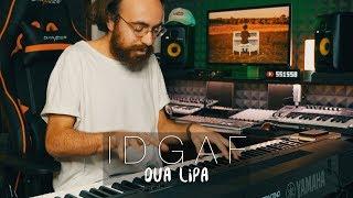 """IDGAF"" - Dua Lipa (Piano Cover) - Costantino Carrara"