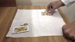 Learn 'Secret Passage Magic Trick Bangla Tutorial.Bangla Card Magic & Tricks.Magic Revealed Tutorial