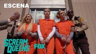 Scream Queens Escena: El juicio   Temp 1. Ep. 13   Sub. Español