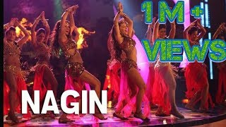 IIT ROORKEE NAGIN DANCE 2017.. NAGIN NAGIN