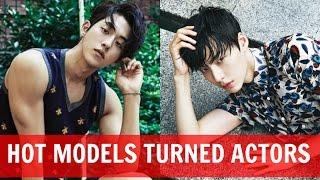 10 Hottest Korean Models Turned Actors in 2017
