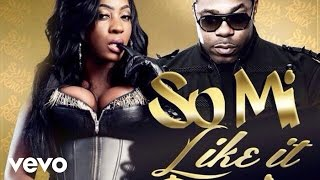 Spice - So Mi Like It (Remix) (Raw) - Audio ft. Busta Rhymes