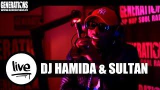 DJ Hamida & Sultan - Tout Casser (Live des studios de Generations)