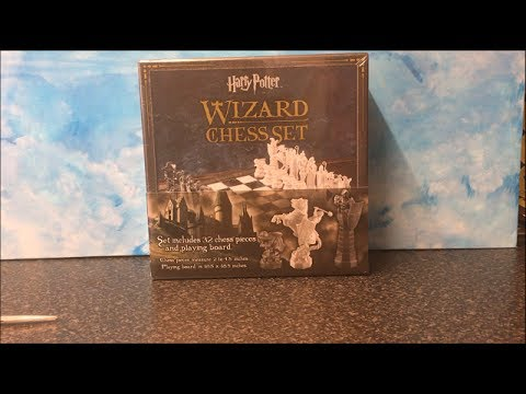 Xxx Mp4 Harry Potter Wizard39s Chess Set Unboxing Noble Collection 3gp Sex