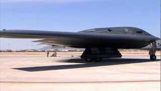 B-2 Stealth Bomber Takeoff