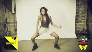 Nesha Audition - Da WarZone Chicago - Street Dance